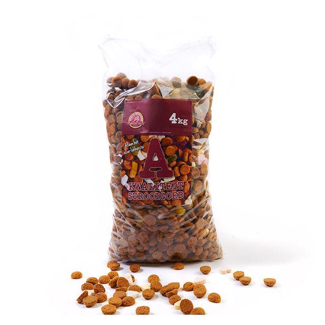 A-kwaliteit strooigoed zak 4 kg