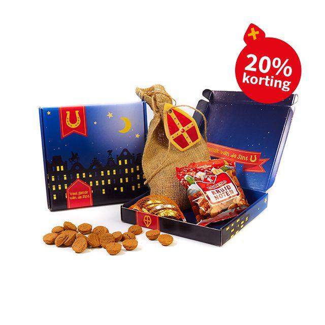 Sinterklaas per post
