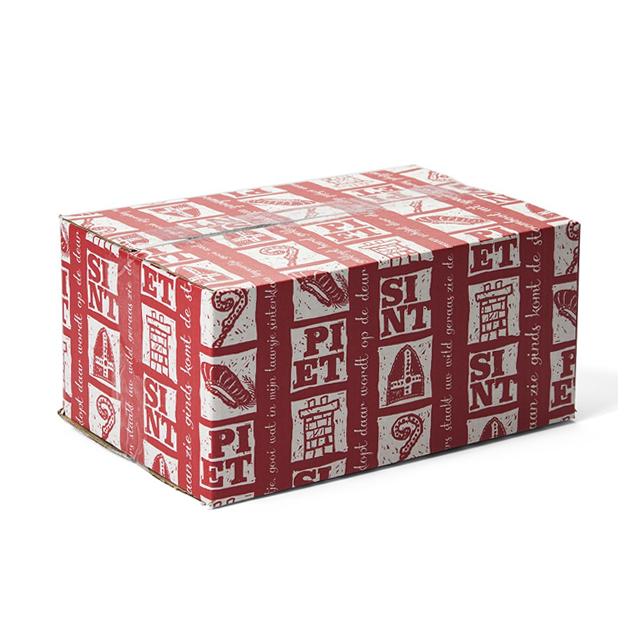 Sinterklaasverpakking