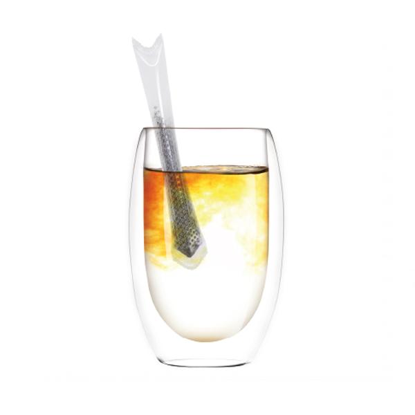 bio thee stick in glas