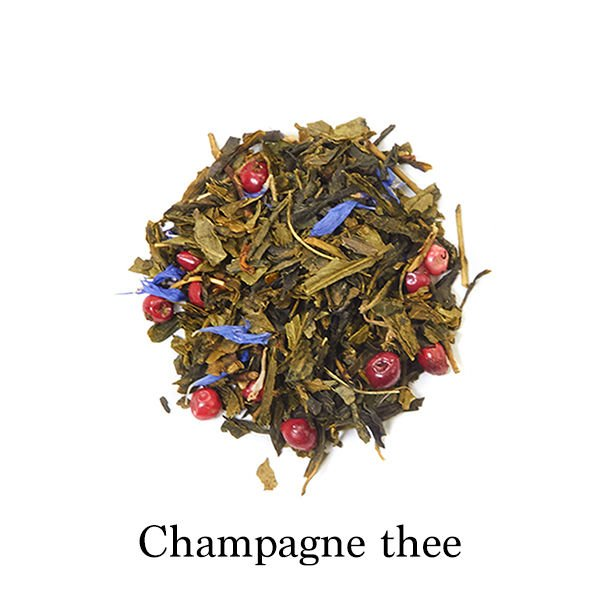 champagne thee