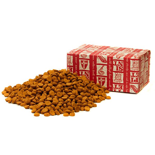 Sinterklaasdoos met 2,5 kg kruidnoten