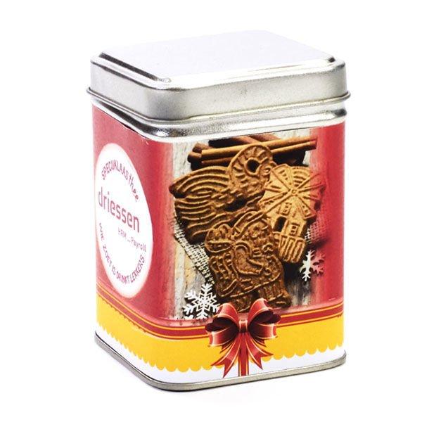 SpecuKlaas thee in blik -  100 gram