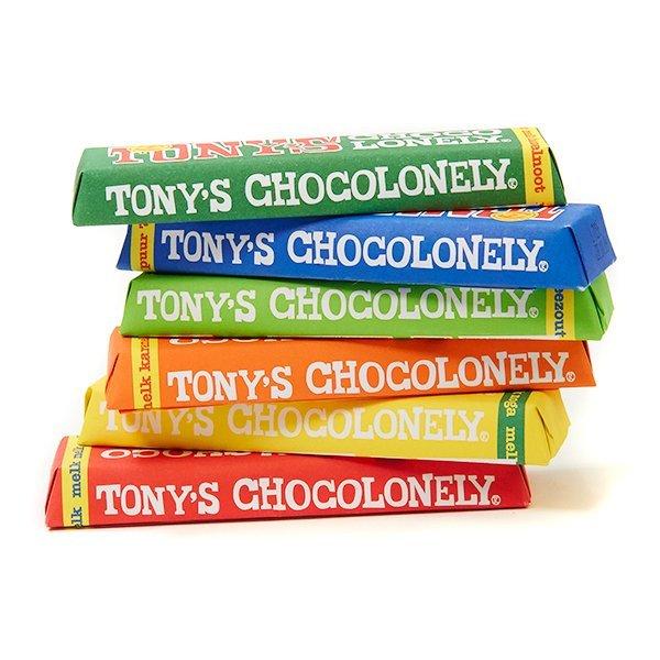 Mini tony's chocolonely