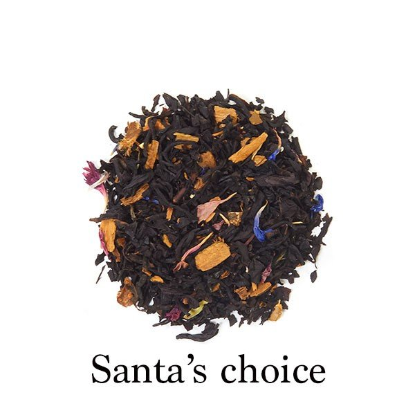 Santa's Choice kerst thee