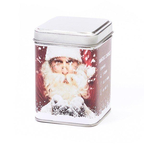 Kerst thee in blik, 50 gram