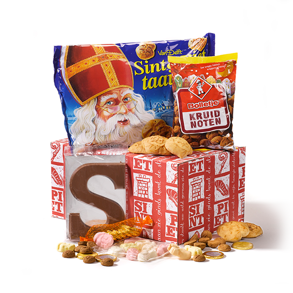 Het Sinterklaas voordeelpakket