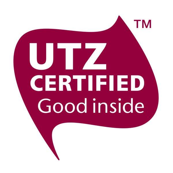 UTZ certified chocolade letter
