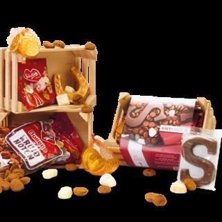 Sinterklaas<br>geschenken